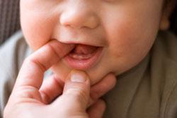 baby tænder 3 måneder
