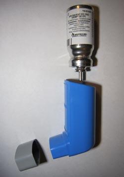 Binyrebarkhormon og astma