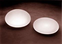 Brystimplantater med saltvandsfyldning