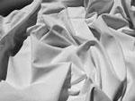 Rene tekstiler og bumser på ryggen