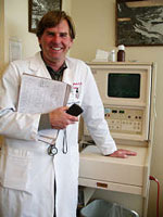 Dermatolog og bumser på ryggen