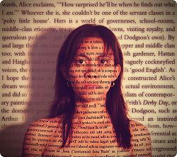 En pige med dysleksi