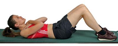 flad mave øvelse 1