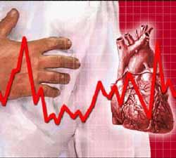 hjertebanken gravid