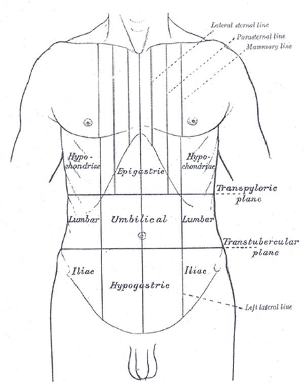 mavesmerter og diarre