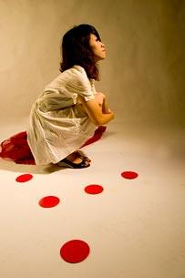 Menstruationssmerter hos en kvinde
