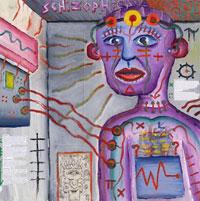 Skizofreni er en psykisk lidelse, der er forbundet med mange myter og fordomme