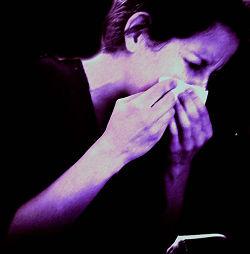 Slim i halsen kan være et sygdomstegn