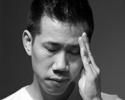 En spændingshovedpine er meget almindelig