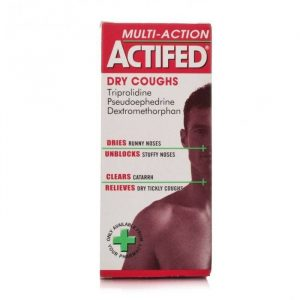 Actifed Multi-Action - 100 ml