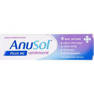 Anusol Plus HC salve - 15 Gram
