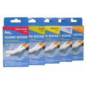 Aqua Guard Sokker - 36-38 Str. - 1 Par