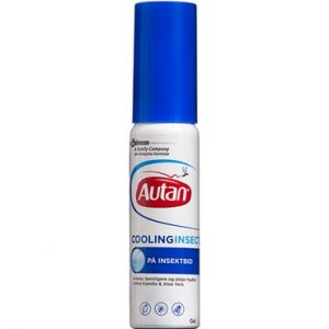 Autan Cooling Insektspray 25 ml