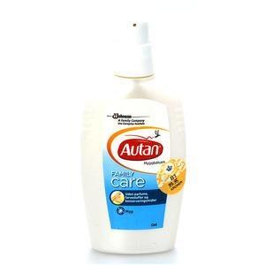 Autan Family Care Clear Gel - 100 ml