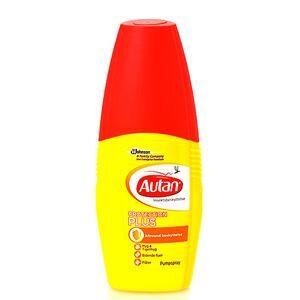 Autan Protection Plus pumpespray - 100 ml