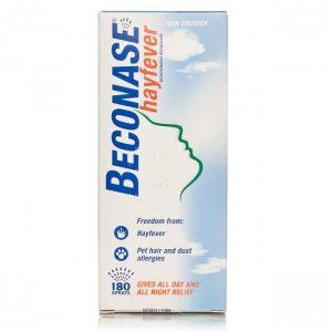 Beconase Næsespray - 50 mikg/dosis - 180 Doseringer