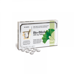Bio-Biloba fra Pharma Nord - 100 mg - 60 Tabletter