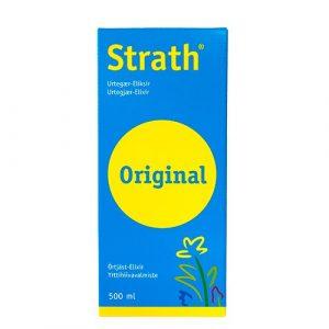Bio-Strath Strath urtegær eliksir (500 ml)