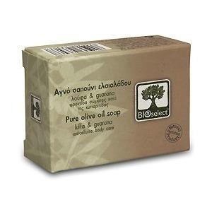 Bioselect Specialsæbe/Anticellulite - den brune - 80 gr