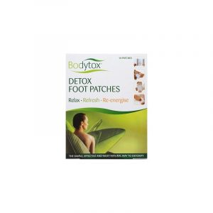 Bodytox Detox Foot Patches - 14 Plastre