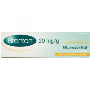 Brentan Creme - 2 % - 50 Gram