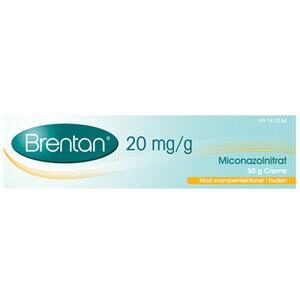 Brentan creme 20 mg/ml - 30 g