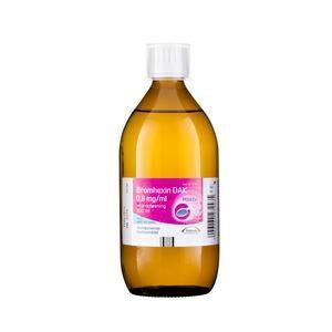 Bromhexin Mikstur - 500 ml