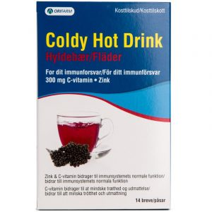 Coldy Hot Drink Hyldebær - 14 Breve