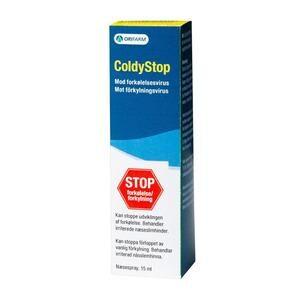 ColdyStop Næsespray - 15 ml