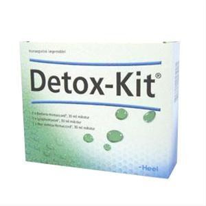 Detox-Kit Udrensningskur (3 x 30 ml)