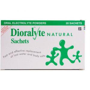Dioralyte Breve Natural - 20 Breve