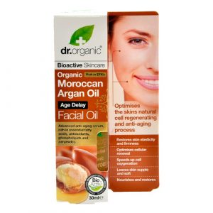 Dr. Organic Facial Serum Argan 30 ml