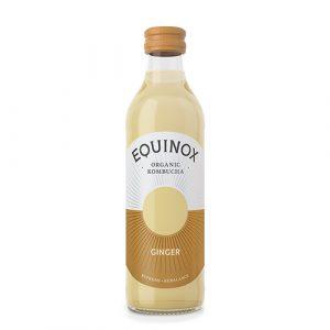 Equinox Kombucha te Raw Ginger Ø (275 ml)
