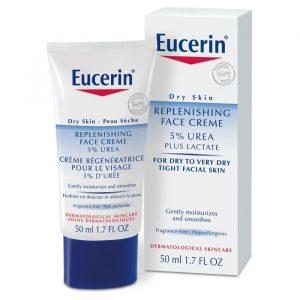 Eucerin Ansigtscreme 5% - 5 % - 50 ml
