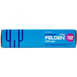 Felden Gel - 0.5 % - 112 Gram