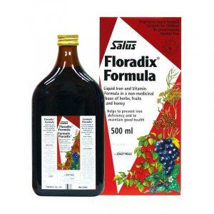 Floradix Kräuterblut Urte-Jern Mikstur - 500 ml
