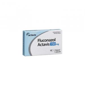 Fluconazol - 150 mg - 1 Kapsel