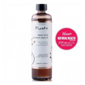 Fushi Wellbeing Strækmærke Olie - 100 ml