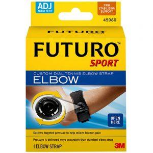 Futuro Sport Custom Dial Tennis Albuestrop - 1 Onesize - 1 Stk.