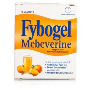 Fybogel Breve (Mebeverin) - 10 Breve