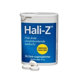 Hali-Z - 50 sugetabl.