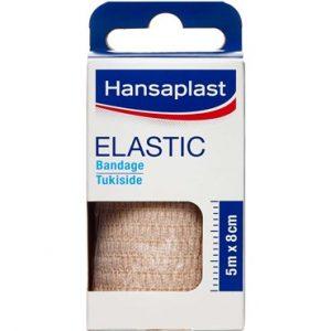 Hansaplast Elastic Bandage Medicinsk udstyr 5M x 8CM