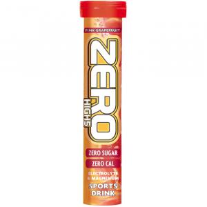 High5 Zero - Grapefrugt Smag - 20 Tabletter