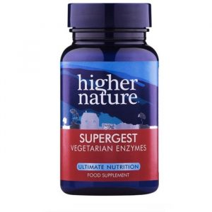 Higher Nature Supergest - 90 Kapsler
