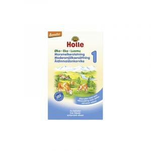 Holle Modermælkserstatning 1 Ø Fra første flaske - 400 G