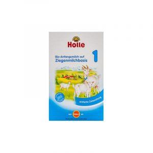 Holle Modermælkserstatning Gedemælk Basis 1 Ø - Fra første flaske - 400 G