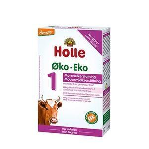 Holle Modermælkserstatning - ØKO - 400 gram