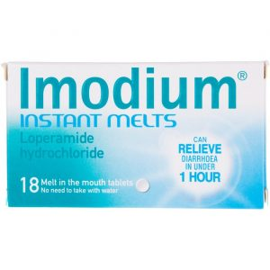 Imodium Instant Sugetabletter - 2 mg - 18 Tabletter
