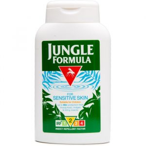 Jungle Formula Sensitive Skin Lotion - 175 ml