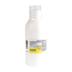 Lactulose 667 mg/ml Oral solu. - 250ml